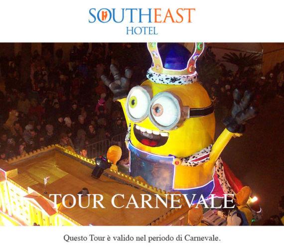 CARNEVALE TOUR